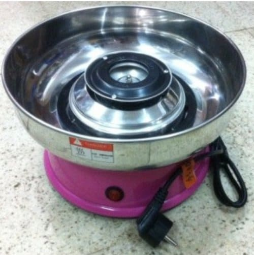 Mesin Cotton Candy Stainless