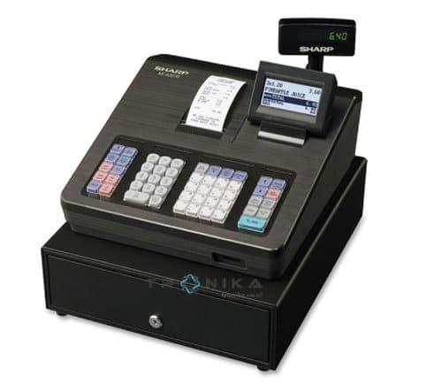 Mesin Kasir Sharp XE-A207 Electronic Cash Register