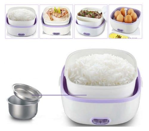 Rice Cooker 1 Liter Terbaik 2 Susun Multifungsi