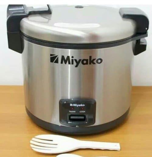 Rice Cooker Besar Untuk Catering Miyako Ukuran 6 Liter