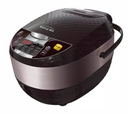 Rice Cooker Digital Yong Ma YMC-802 Stainless Steel