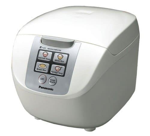 Rice Cooker Panasonic Digital Fuzzy Logic SR-DF181WSR