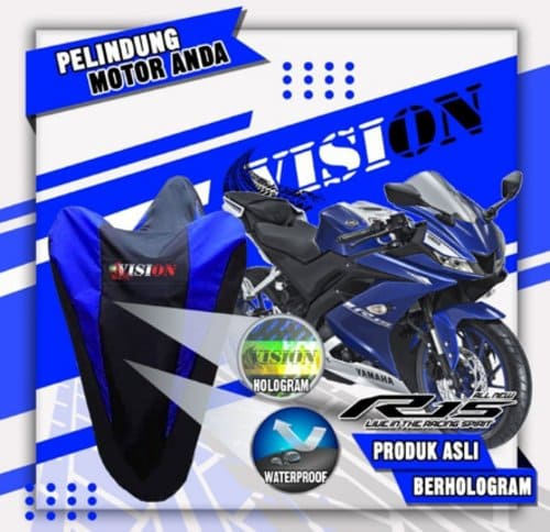 cover Yamaha R15