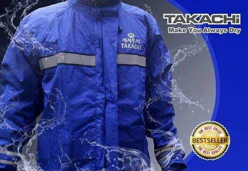 Takachi Raincoat Impor Jepang