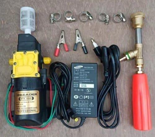 alat cuci motor mini 160 Psi