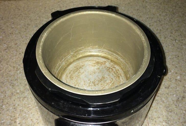 bahaya rice cooker rusak terkelupas