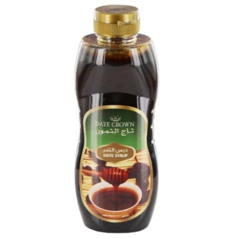 date crown date syrup