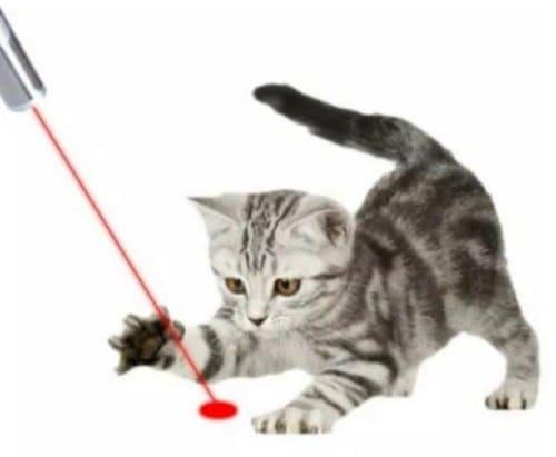 laser interaktif