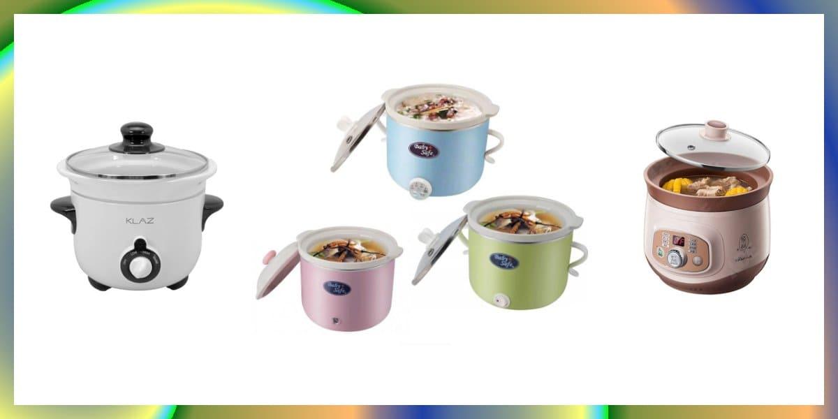 10+ Slow Cooker Terbaik Untuk MPASI dan Sup