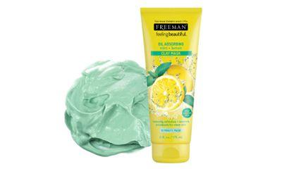 Freeman Oil Absorbing Mint + Lemon