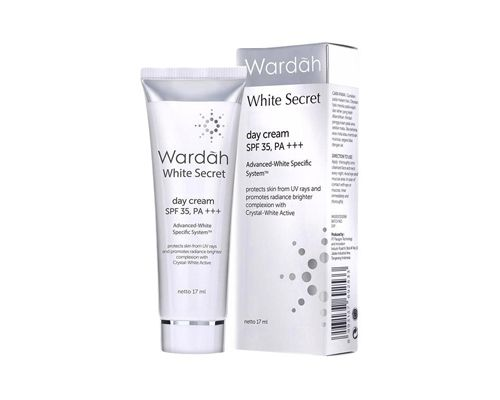 Pemutih Wajah Wardah White Secret