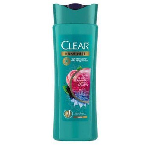 Clear Hijab Pure