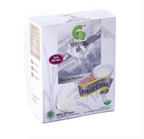 tepung beras gasol organik
