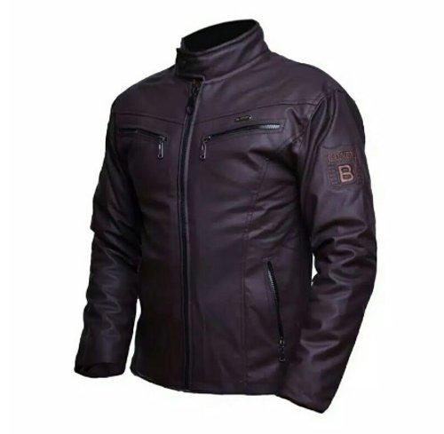 jacket Kulit Sintetis Bankers