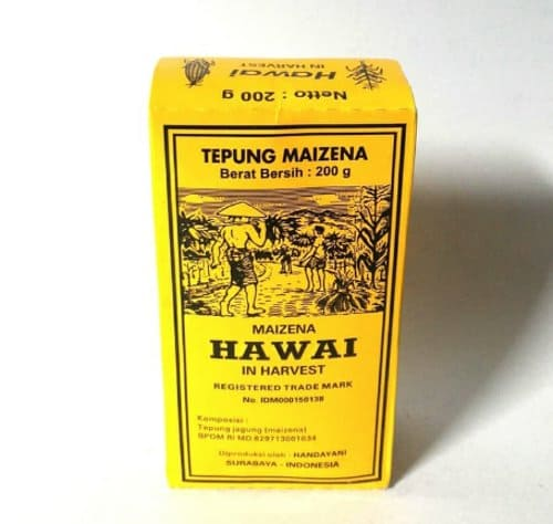 Maizena Hawai In Harvest