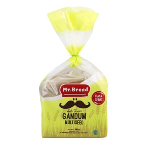 Mr Bread Multiseed