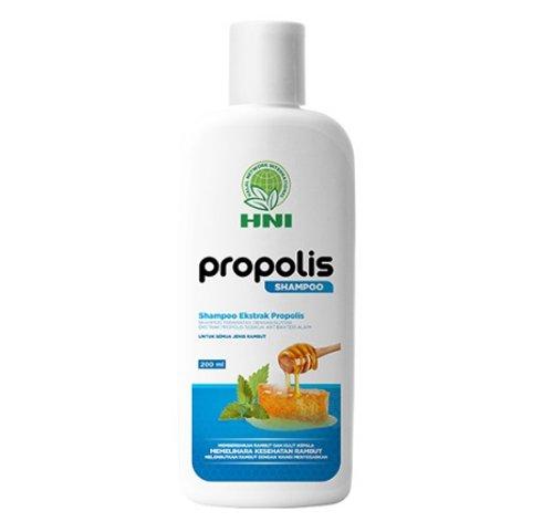 Shampo anti ketombe Herbal Propolis HNI