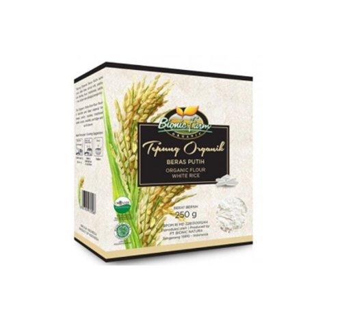 tepung beras organik bionic farm