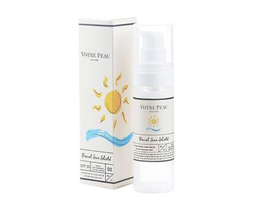 sunscreen votre peau