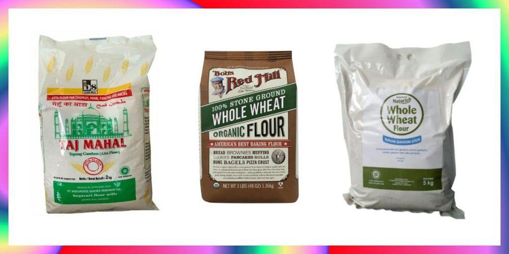 tepung gandum utuh terbaik