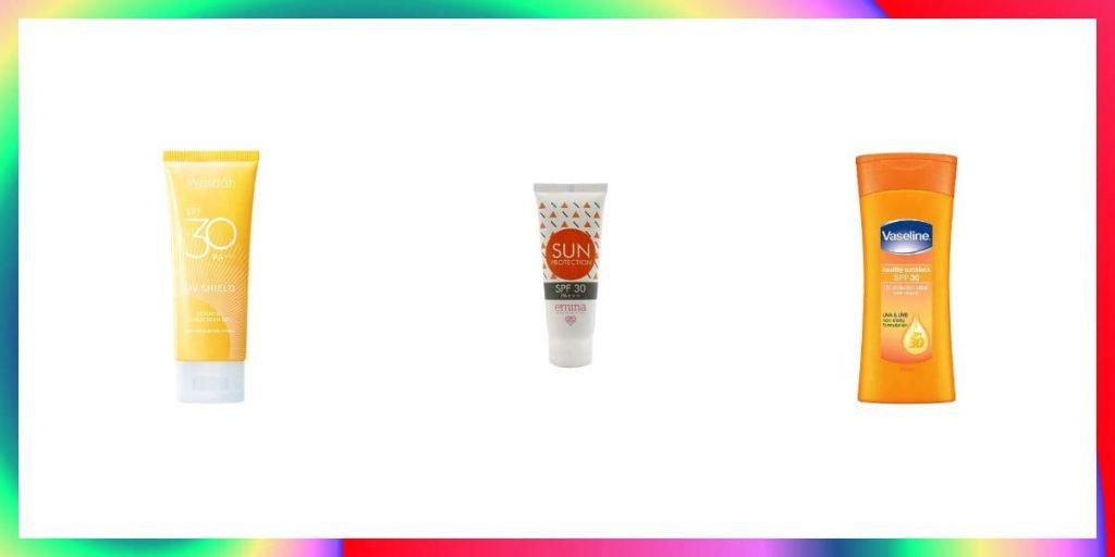 sunblock dan sunscreen terbaik