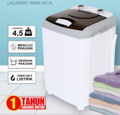 Arashi Laundry AWM 451A