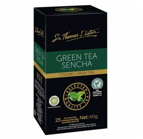 Green Tea Sir Thomas I Lipton