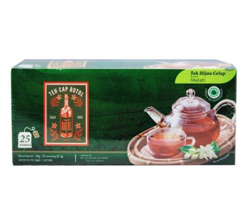 teh hijau cap botol aroma melati