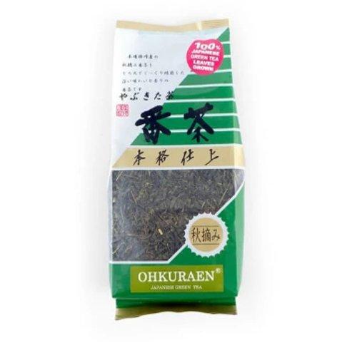 Ohkuraen gree tea impor jepang