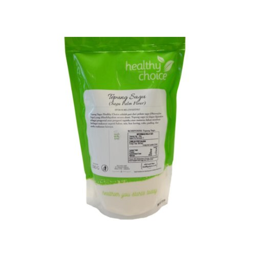Tepung Sagu Healthy Choice 500g