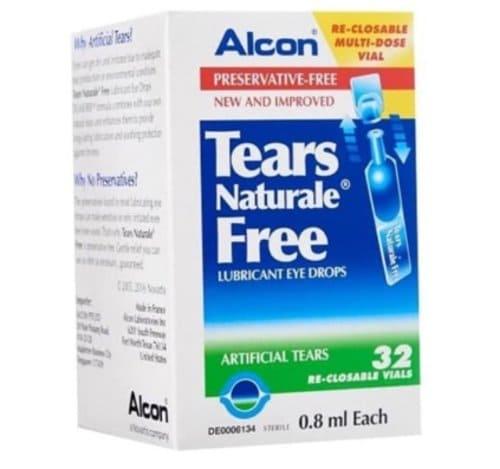 Tetes Air Mata Buatan Alcon Tears Naturale® Free