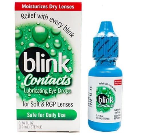 Johnson & Johnson Vision Blink Contacts