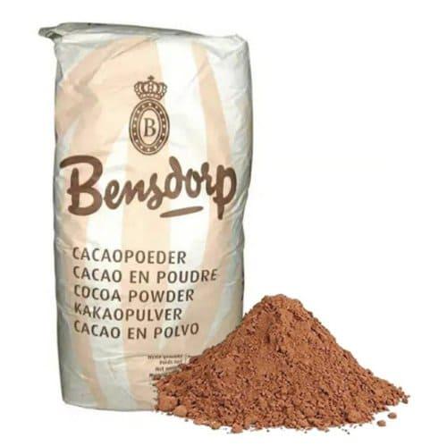 coklat bubuk Bensdorp Dutched Cocoa Powder