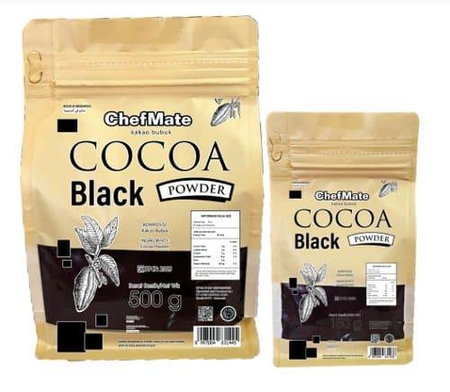 Coklat Bubuk ChefMate Black