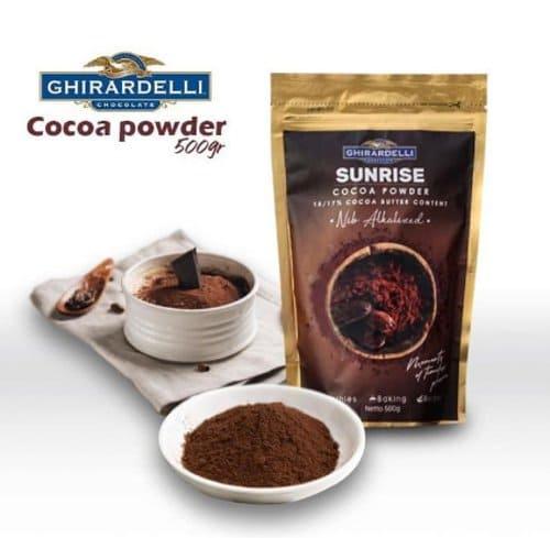 Ghirardelli Sunrise Cocoa Powder