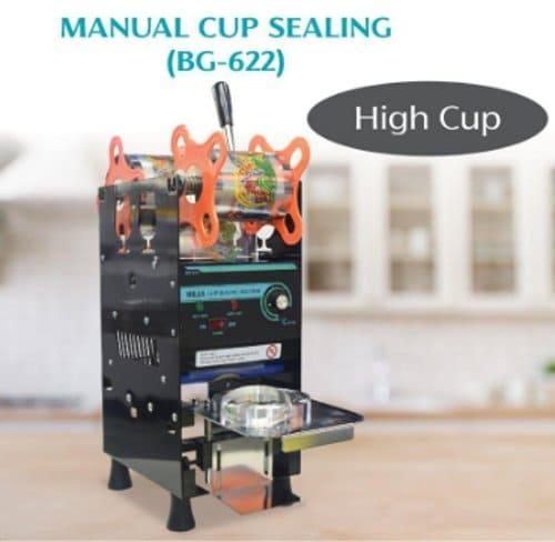 Milea Manual Cup Sealing BG-622