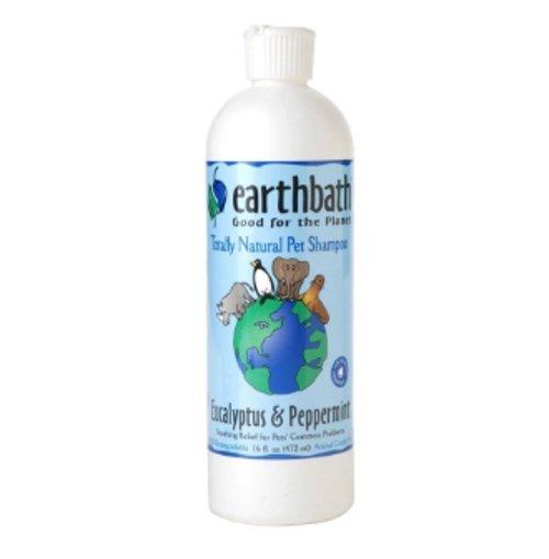 Earthbath Soothing Stress Relief Shampoo Eucalyptus & Peppermint