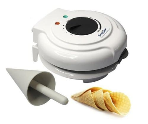 mesin ice cream cone terbaru