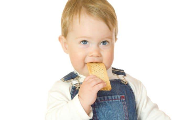 tips memilih biskuit bayi