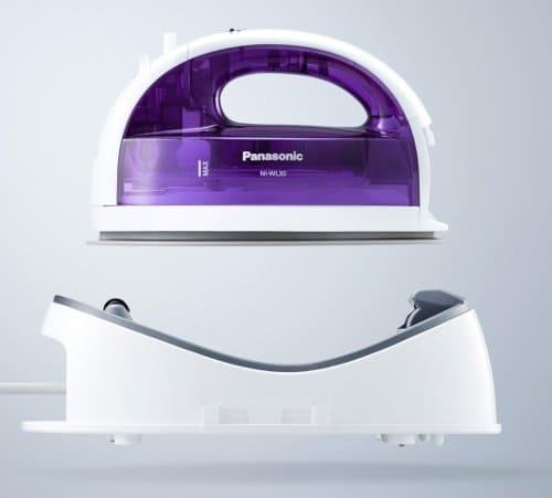 Setrika Uap Tanpa Kabel Panasonic NI-WL30VSR