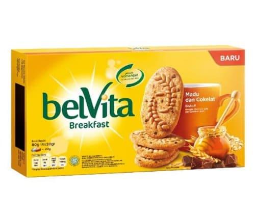 belvita breakfast biskuit gandum utuh untuk sarapan