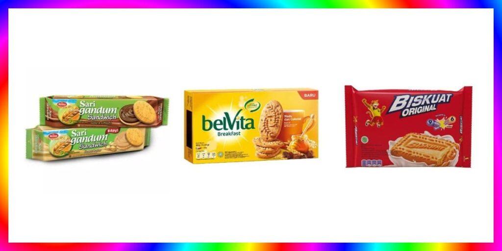 biskuit gandum untuk diet dan camilan terbaik