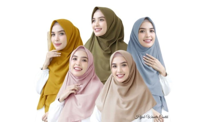 harga kerudung jilbab tebaru
