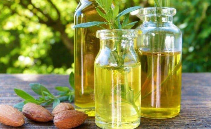 harga minyak almond terbaru termurah