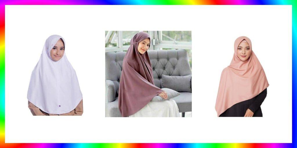 kerudung jilbab terbaik model terbaru