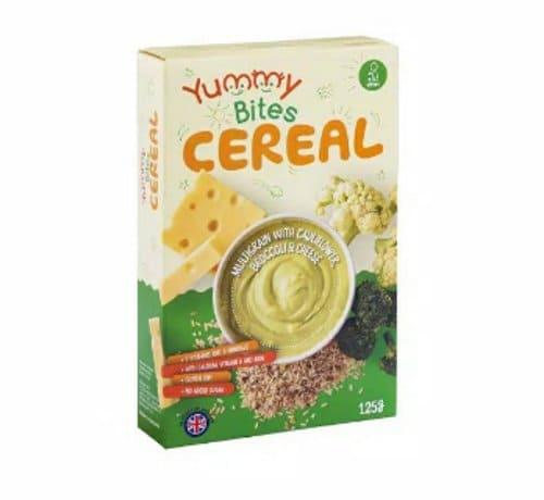 makanan bayi instan Yummy Bites Cereal Multigrain