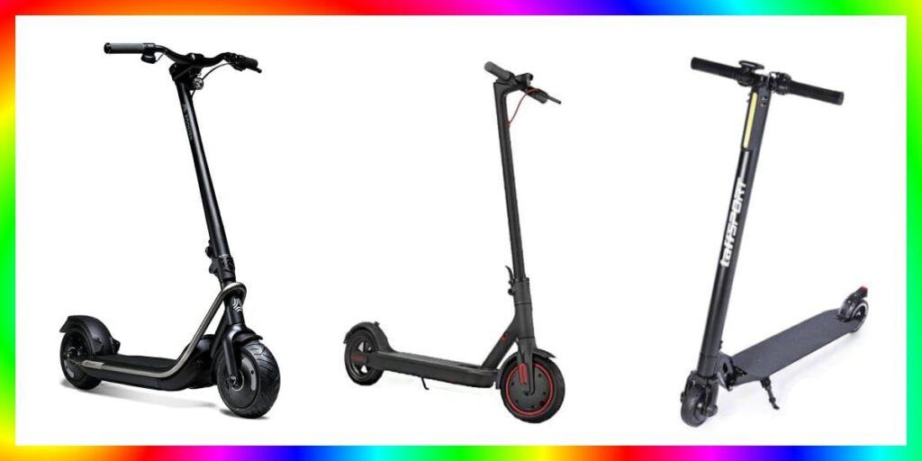 skuter listrik terbaik harga murah berkualitas