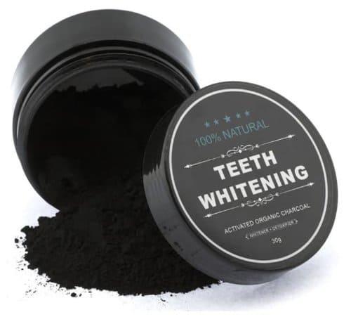 pemutih gigi arang aktif Charcoal Powder