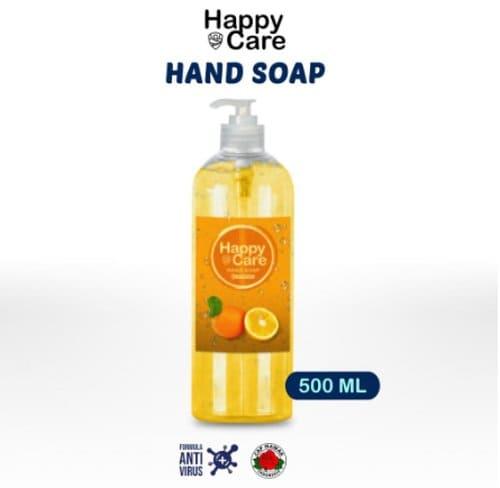 sabun cuci tangan harga murah happy care hand soap