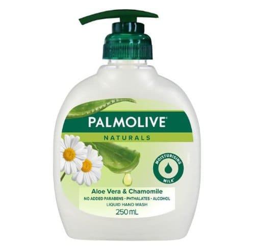 sabun cuci tangan palmolive naturals terbaru